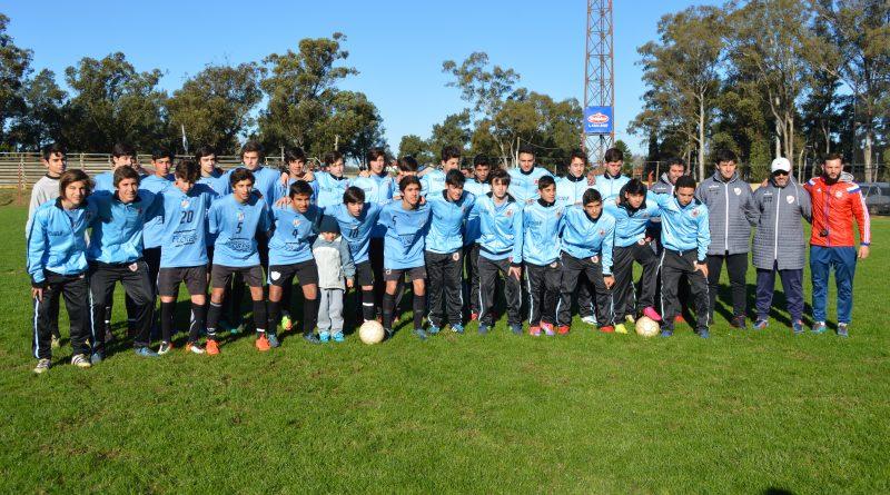 La Selección de Flores será visitante ante San José en la 1ra. fecha
