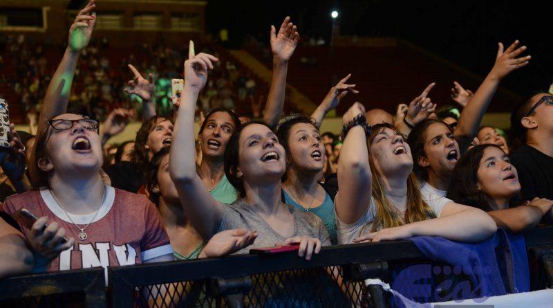 La banda nacional recorre agradecida el Uruguay presentando su nuevo material discográfico