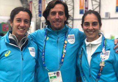 Allende, Fernández y Miranda, nuestros tres 'Panamericanos' viviendo la experiencia de Lima con orgullo y tesón